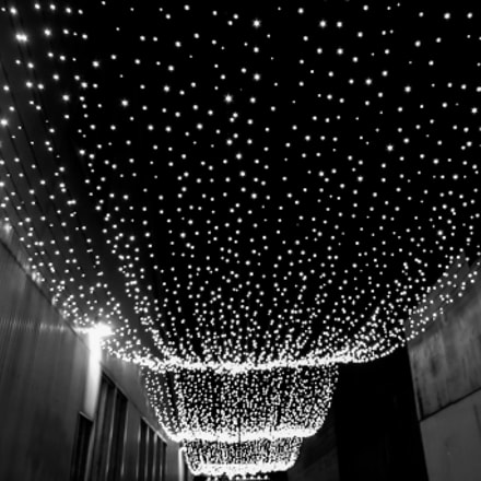 curtains of light, Nikon COOLPIX P100