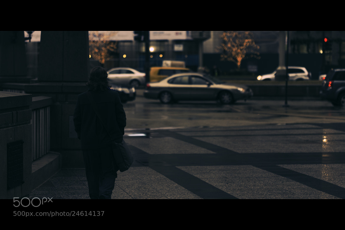 Photograph Walking Home Alone by PTIPhoto on 500px