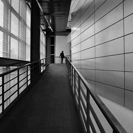 Walk away, Nikon D750