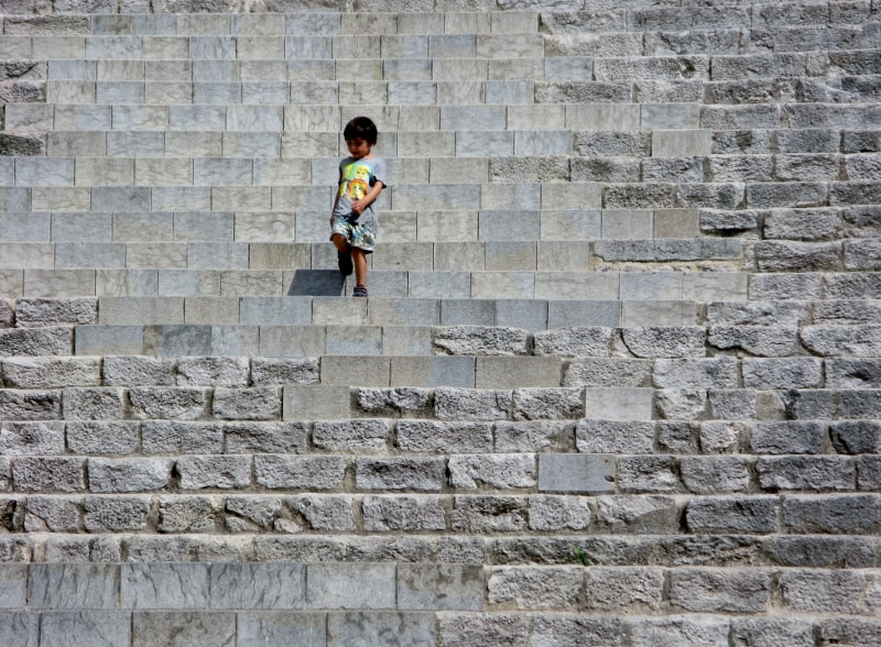 Photograph Steps by David Cuffe on 500px