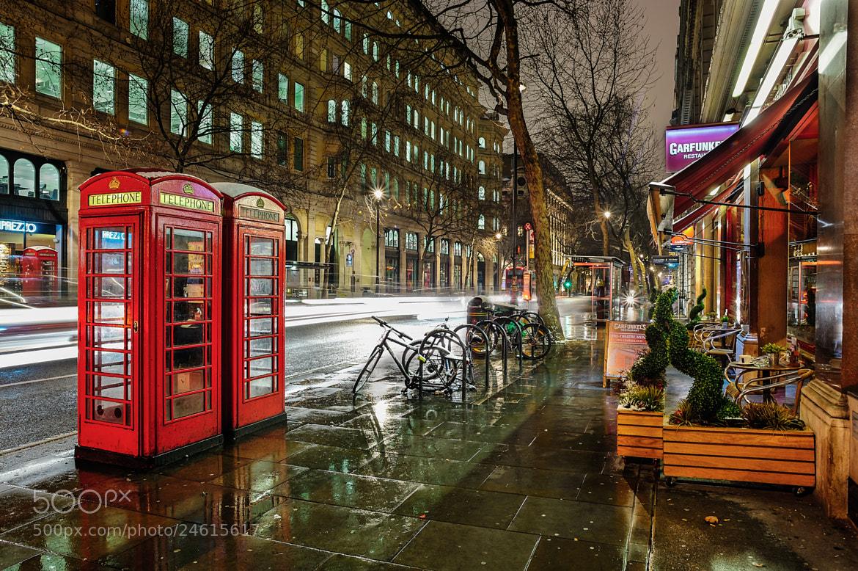 Photograph London afterhours by Gene Krasko on 500px