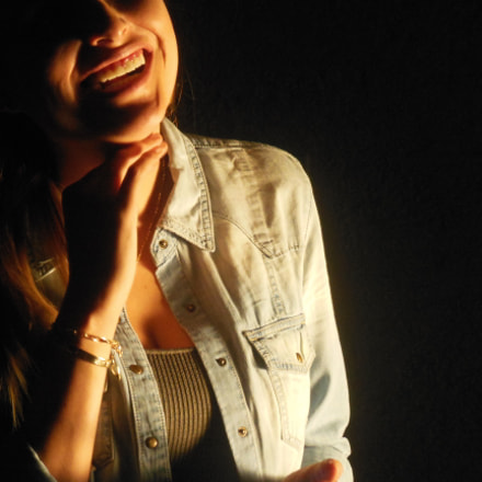 Sonrisa, Nikon COOLPIX S6300