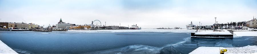 Panorama Helsinki by Bertrand Haulotte on 500px.com