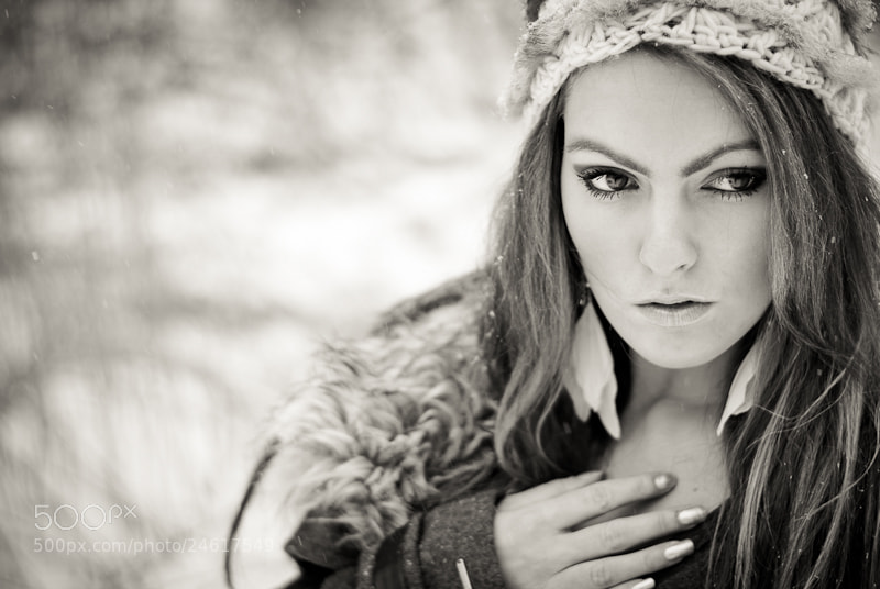 Photograph Snow Queen 3 by Jarno Pors on 500px