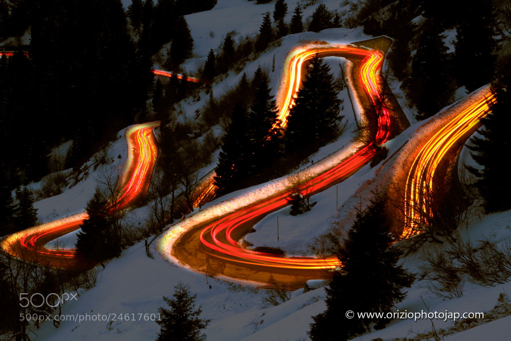 Photograph Curves by Pierangelo Orizio on 500px