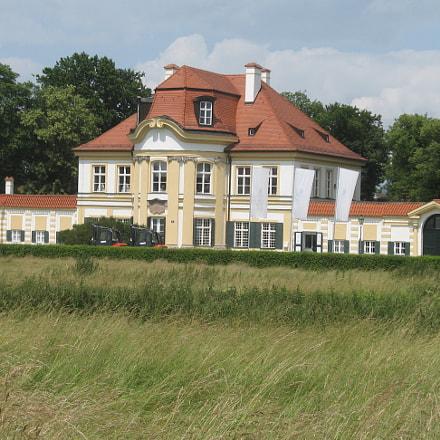 Schloss Nymphenburg, Canon POWERSHOT A530