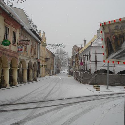 Zima u Vukovaru, Sony DSC-W40