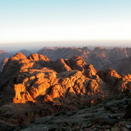 Morning on Moses Mountain, Fujifilm FinePix S2000HD S2100HD