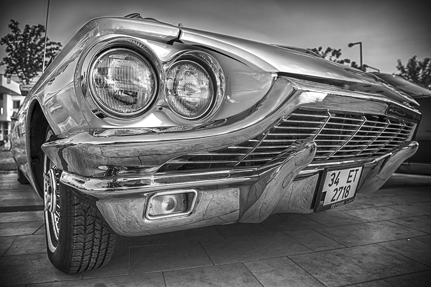 Photograph Chevy by Gokcen Cidam on 500px