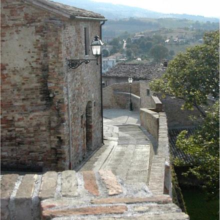 Italian ancient architecture, Nikon E775