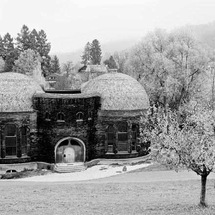 Le Goetheanum Annex view
