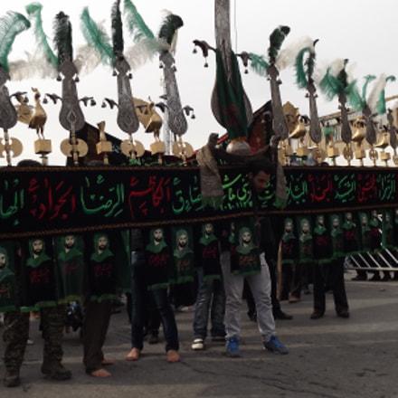 ashora Mourners in Iran, Fujifilm FinePix S3200