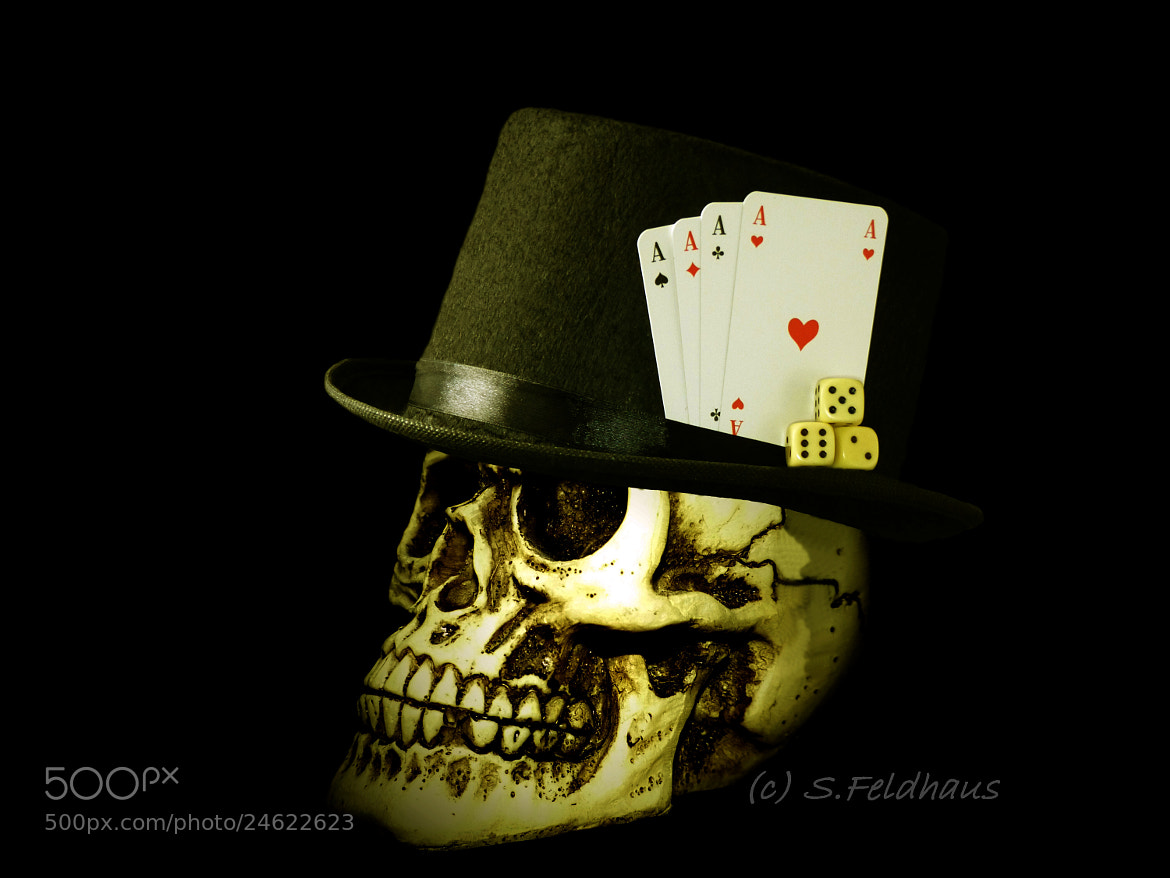 Photograph Pokerface by Stefanie Feldhaus on 500px