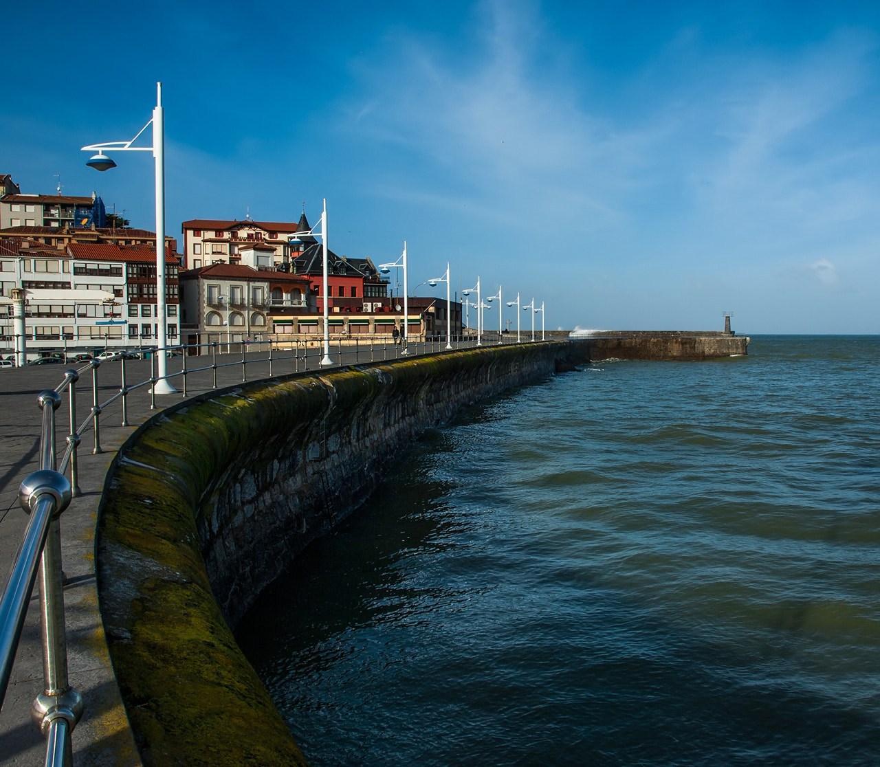 Photograph Walk to the breakwater by ACAs Photography on 500px