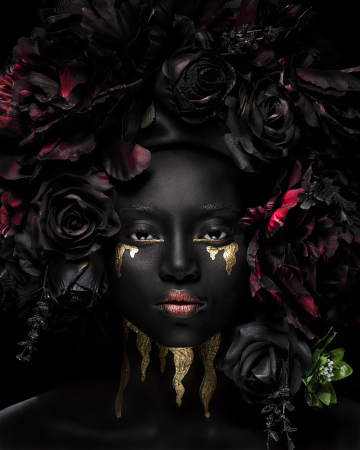 Goddess of Love by Gilbert Asante on 500px.com