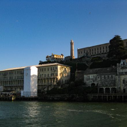 Alcatraz, Canon POWERSHOT SD770 IS