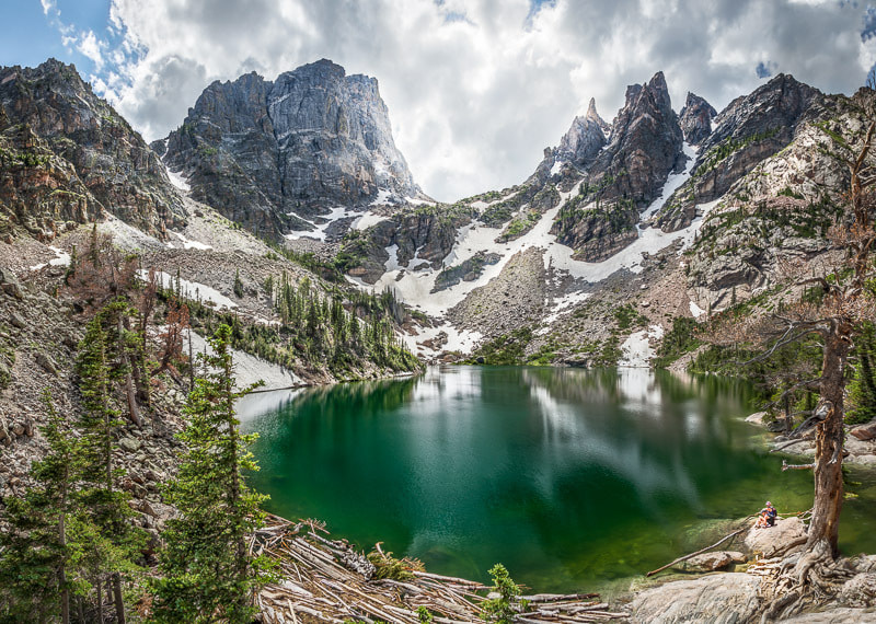 Photograph Emerald Lake Panorama by Peter Hernandez on 500px