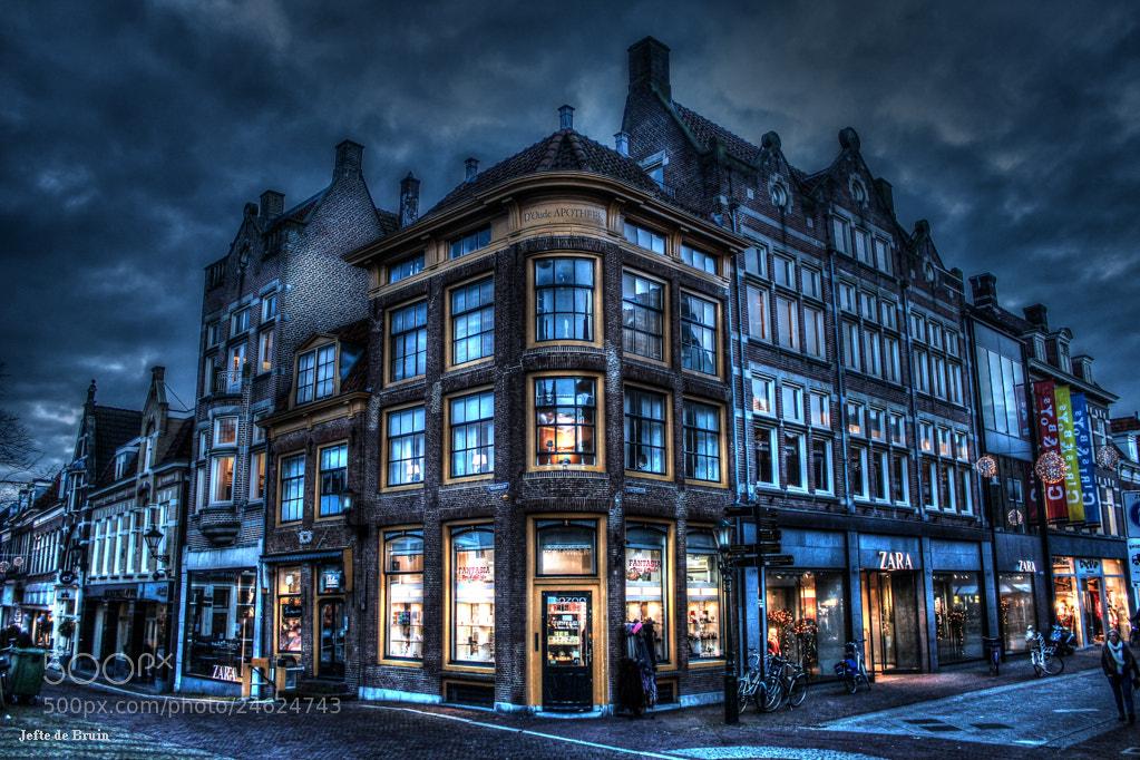 Photograph Dutch House by Jefte De Bruin on 500px