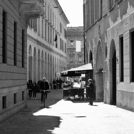 Bar della Scala , Panasonic DMC-FS35