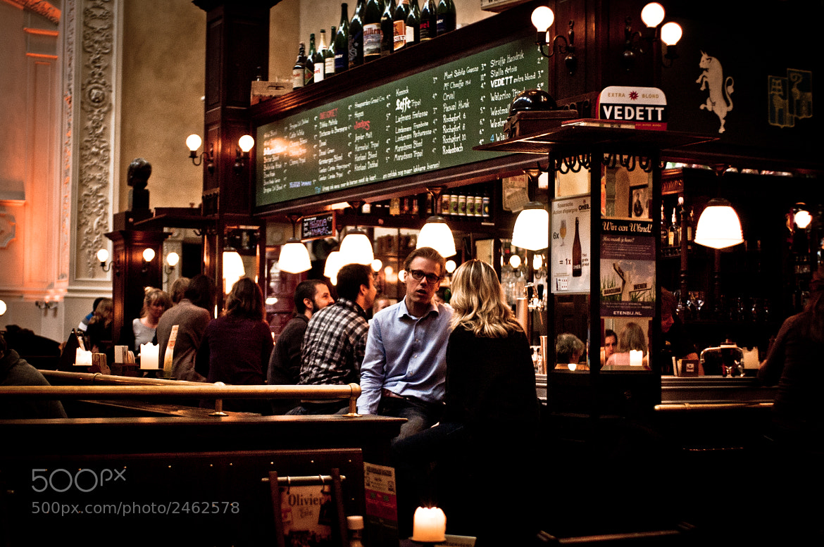 Photograph Cafe Olivier Utrecht by Andrew Christanto on 500px