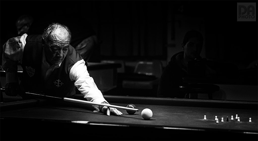 Photograph Billiards by Dario Andreoni on 500px