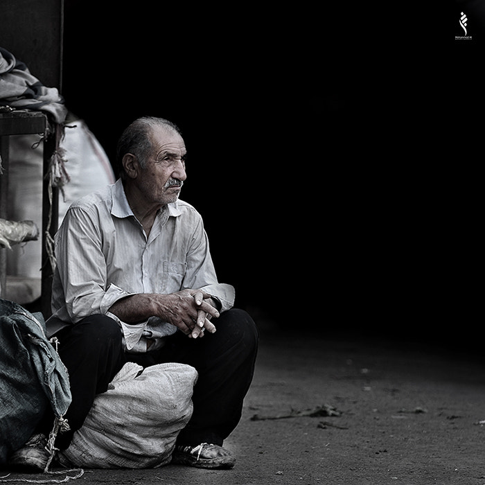Photograph Waiting for hope by mohammed ali on 500px