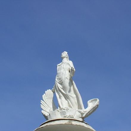 Statue, Sony DSC-V1