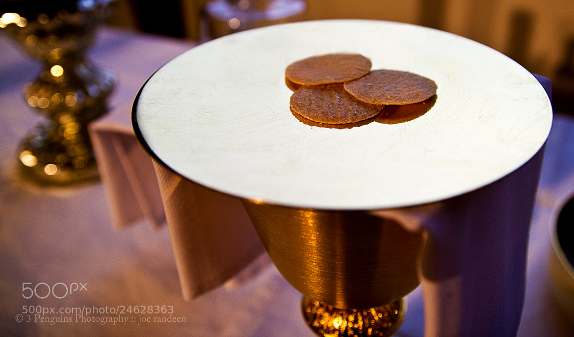 Photograph Communion by Joe Randeen on 500px