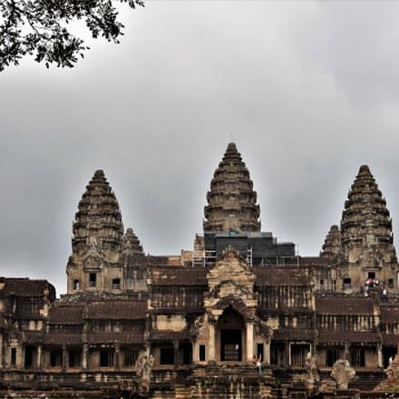 Angkor Wat, Sony ILCE-5000, Sony E 18-50mm F4-5.6