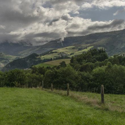 Villayón, Asturias., Nikon COOLPIX A