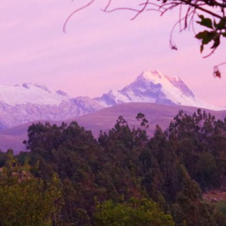 Cordillera Blanca, Huaraz, Peru, RICOH PENTAX K-S2, Sigma 70-300mm F4-5.6 Macro