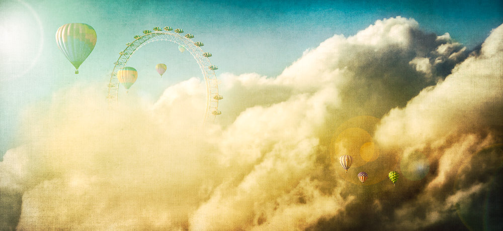 Photograph Circus in the Sky by Peter Hernandez on 500px