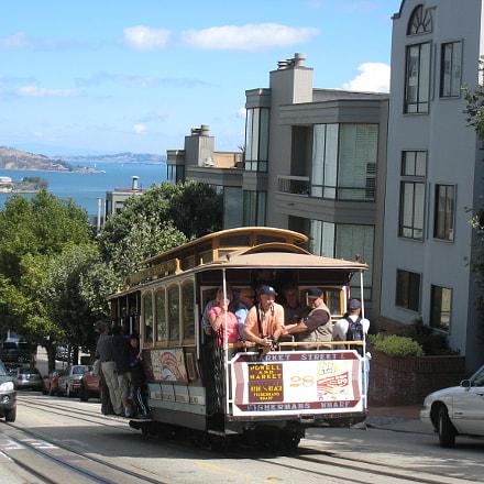 San Francisco, Canon POWERSHOT SD800 IS