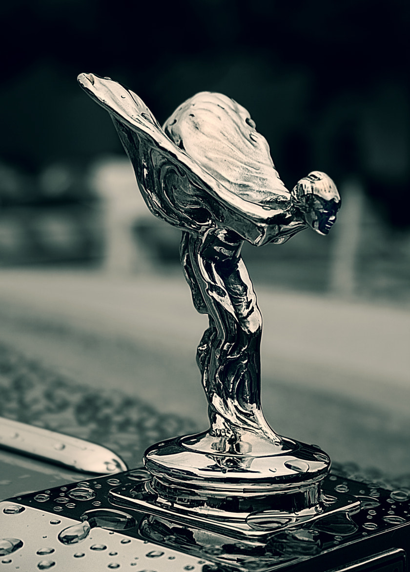 Photograph Spirit of Ecstasy by NICOLAI BÖNIG on 500px
