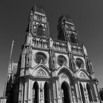 Orléans cathedral, Panasonic DMC-TZ36