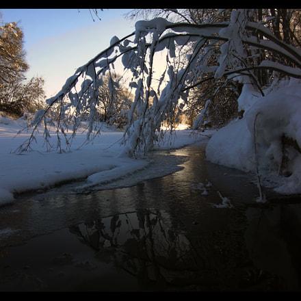 winter, Sony DSC-TX30