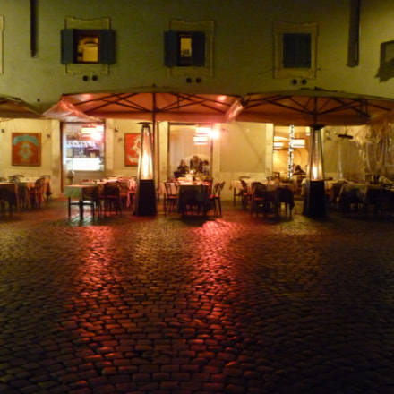Roma Trastevere, Panasonic DMC-FS42
