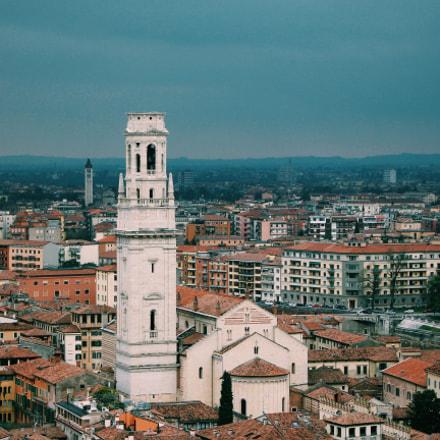 Duomo di Verona, Canon EOS 700D, Canon EF 50mm f/1.8