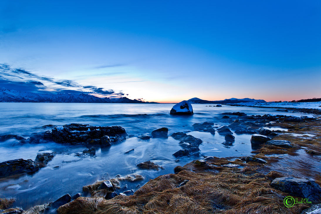 Photograph Winter beach by Frank Olsen on 500px