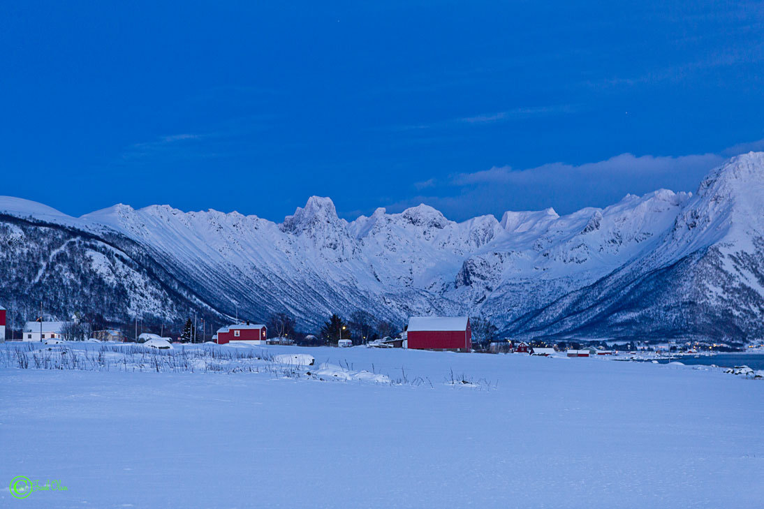 Photograph Alpine mountains by Frank Olsen on 500px
