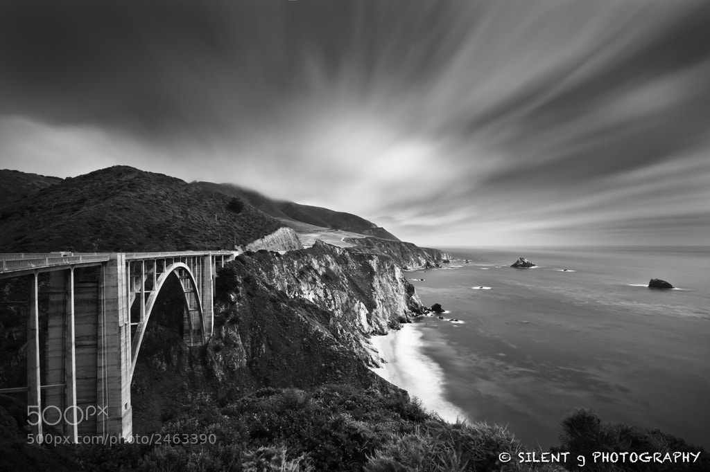Photograph Bixby Bridge by Mark Gvazdinskas on 500px