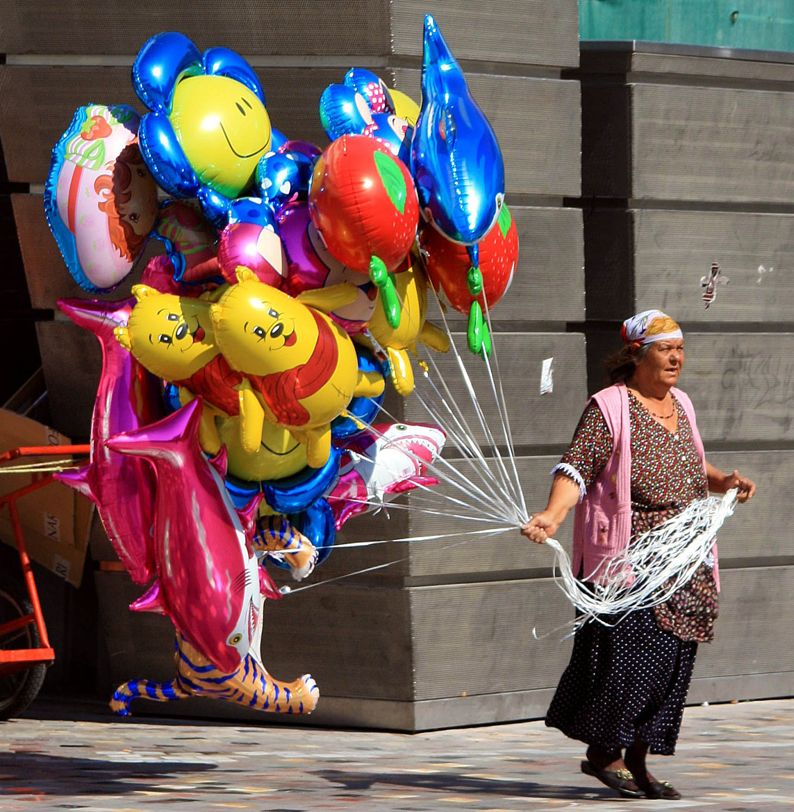 Photograph Balloons by Gerry Dempsey on 500px