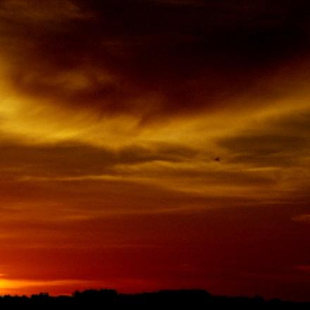 day end....last colors, Fujifilm FinePix SL1000