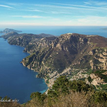 Penisola Sorrentina - Italy, Fujifilm FinePix S2000HD S2100HD
