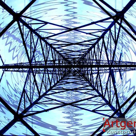 Construction (underwater effect), Nikon E995