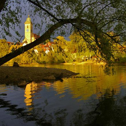 Nürtingen am Neckar, Pentax K100D SUPER, smc PENTAX-DA 18-55mm F3.5-5.6 AL