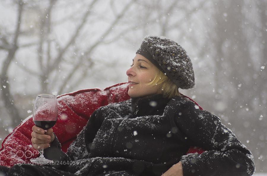 Photograph Snow by Bülent Elverdi on 500px