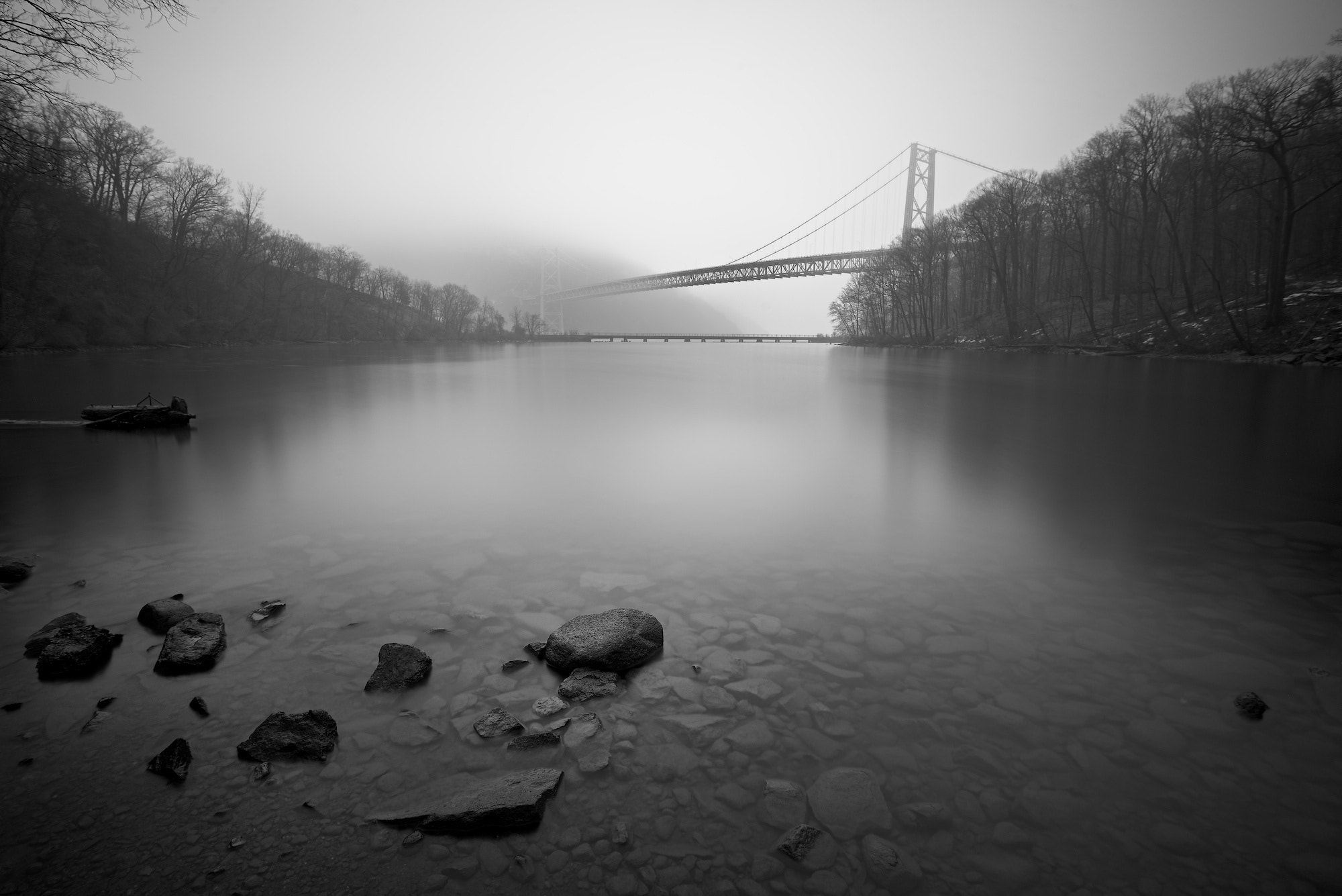 Photograph Bear Mountain Bridge by Michael Neil O'Donnell on 500px