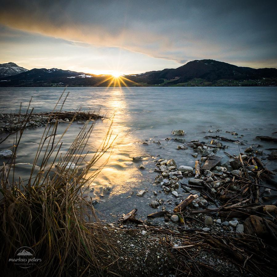 sun on the water, автор — Markus Peters на 500px.com