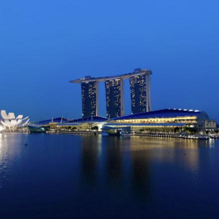 Marina Bay Sands, Singapore, Sony DSC-HX5V